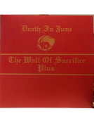 """Image of DEATH IN JUNE - The Wall Of Sacrifice Plus (CD + Colored vinyl 7"""", French Import)"""