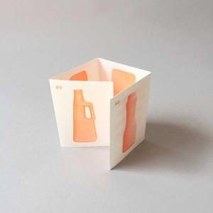 Image of Vase porcelaine #8 mint