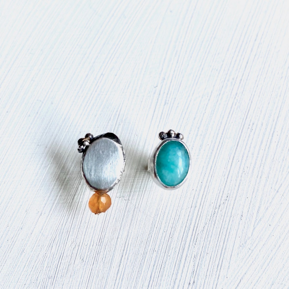 Image of Plethora stud earrings #2