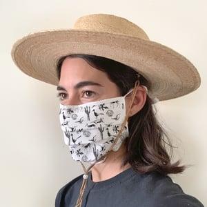 Tumamoc Biodiversity Mask