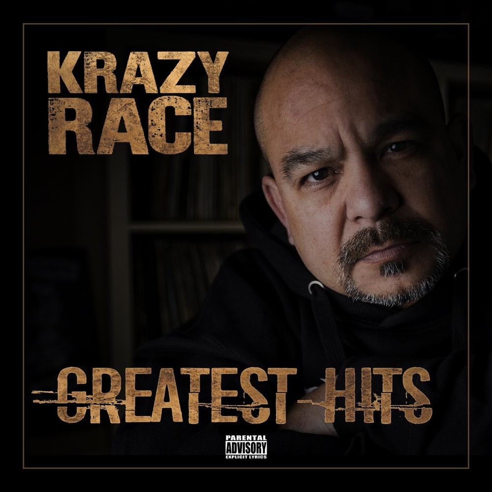 """Krazy Race """"Greatest Hits"""" Limited Edition CD or Vinyl"""