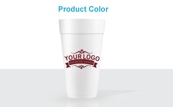 Styrofoam Cups With Your Logo