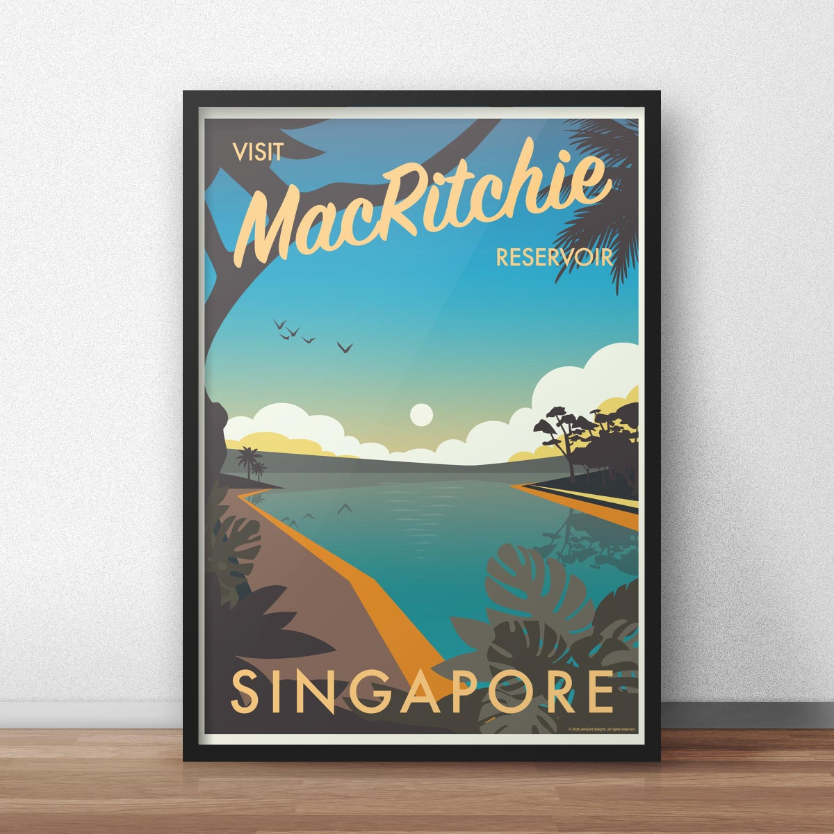 Image of MacRitchie Poster