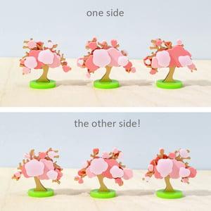 Image of Tiny Cherry Blossom Tree