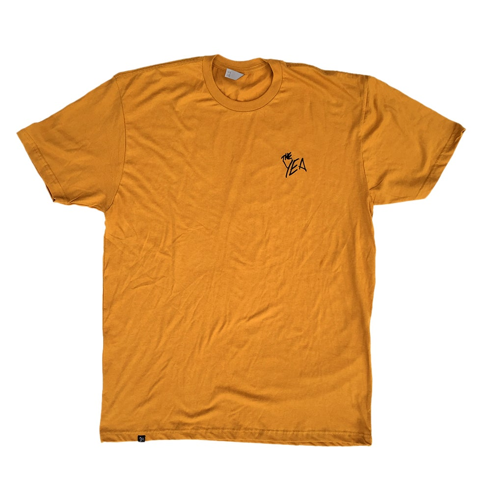 Image of Yea Yella Tee (Solid)
