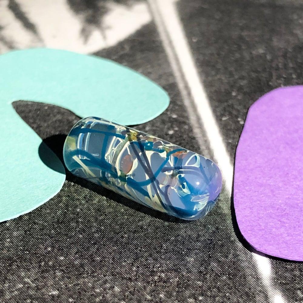 Image of Sips Glass Pillard / Worked #1