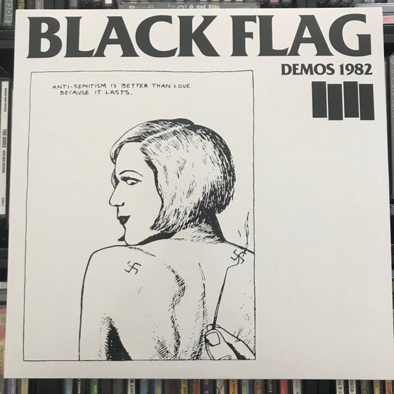 Image of Black Flag - Demos 1982 Vinyl LP
