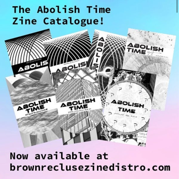 Image of ABOLISH TIME