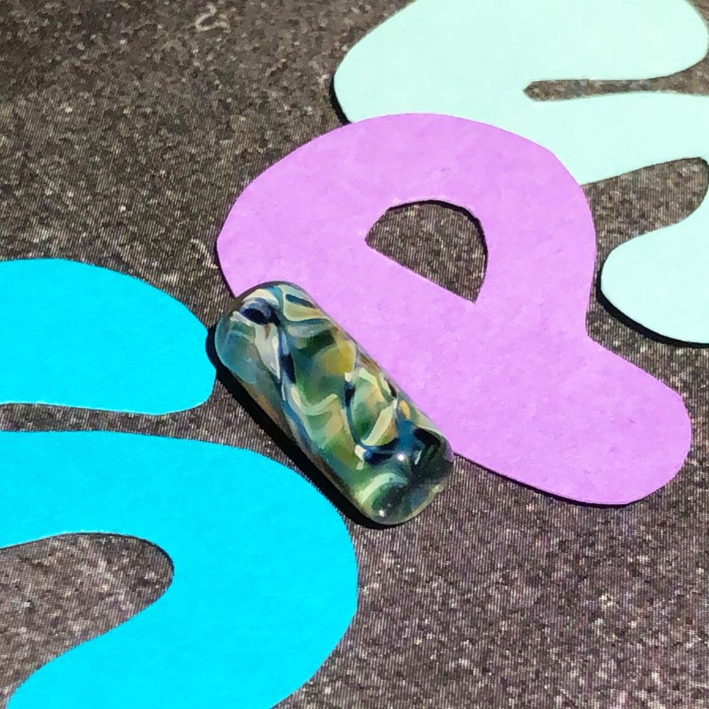 Image of Sips Glass Pillard / Worked #2