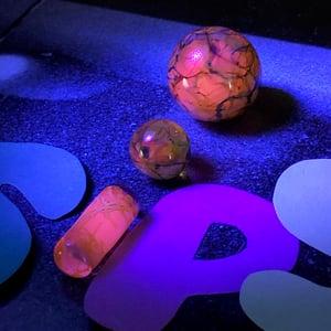 Image of Sips Glass Full Set / Glow Stick Core