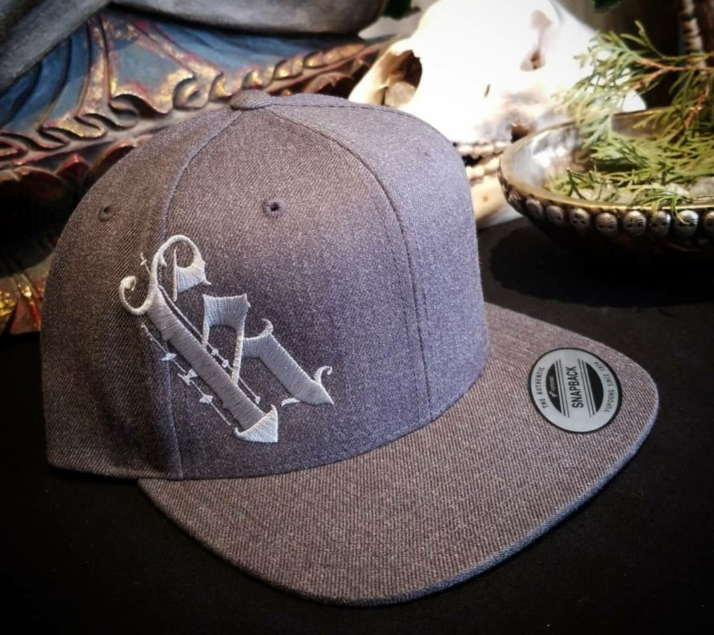 Image of Embroidered Snap backs