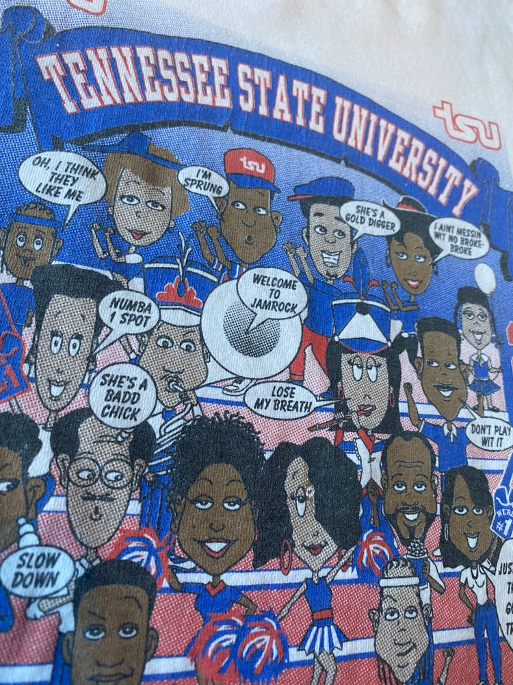 Image of 2005 TENNESSEE STATE UNIVERSITY HOMECOMING TEE