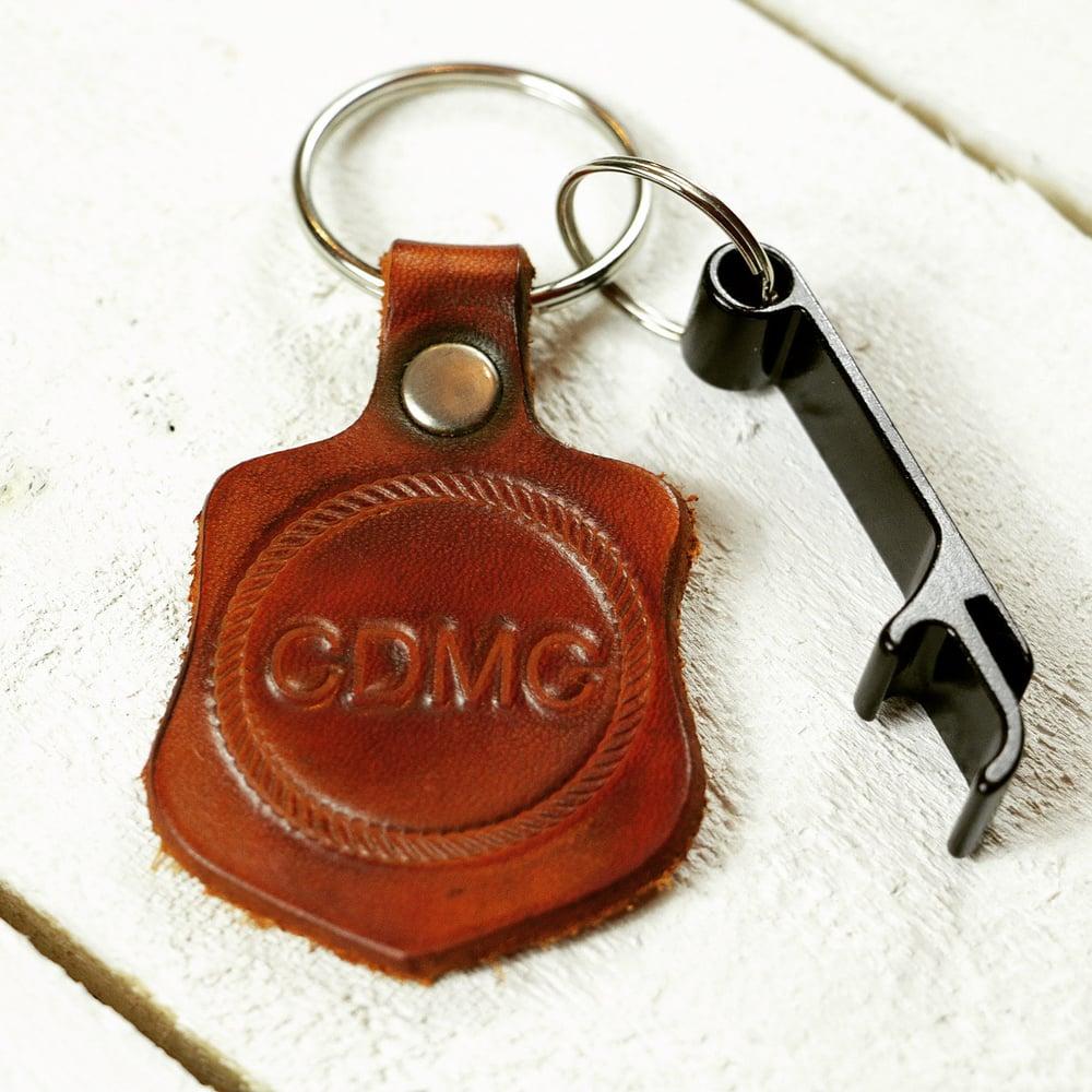 C.D.M.C. KEY RING & BOTTLE OPENER