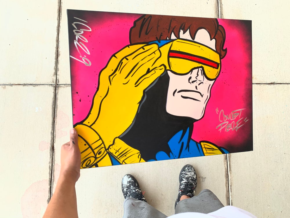 Image of 90's Cyclops! By Official NEHS
