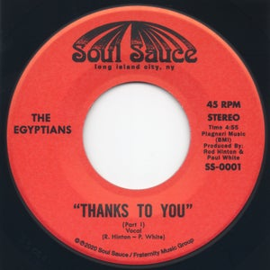 "Image of Thanks Yo You - 7"" Vinyl"