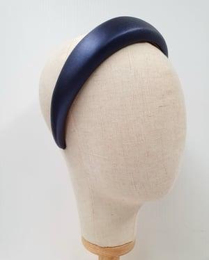Image of Padded Pleather Headband