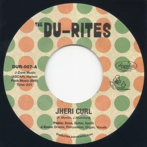 "Image of Jheri Curl / Du-Vibrations - 7"" Vinyl"