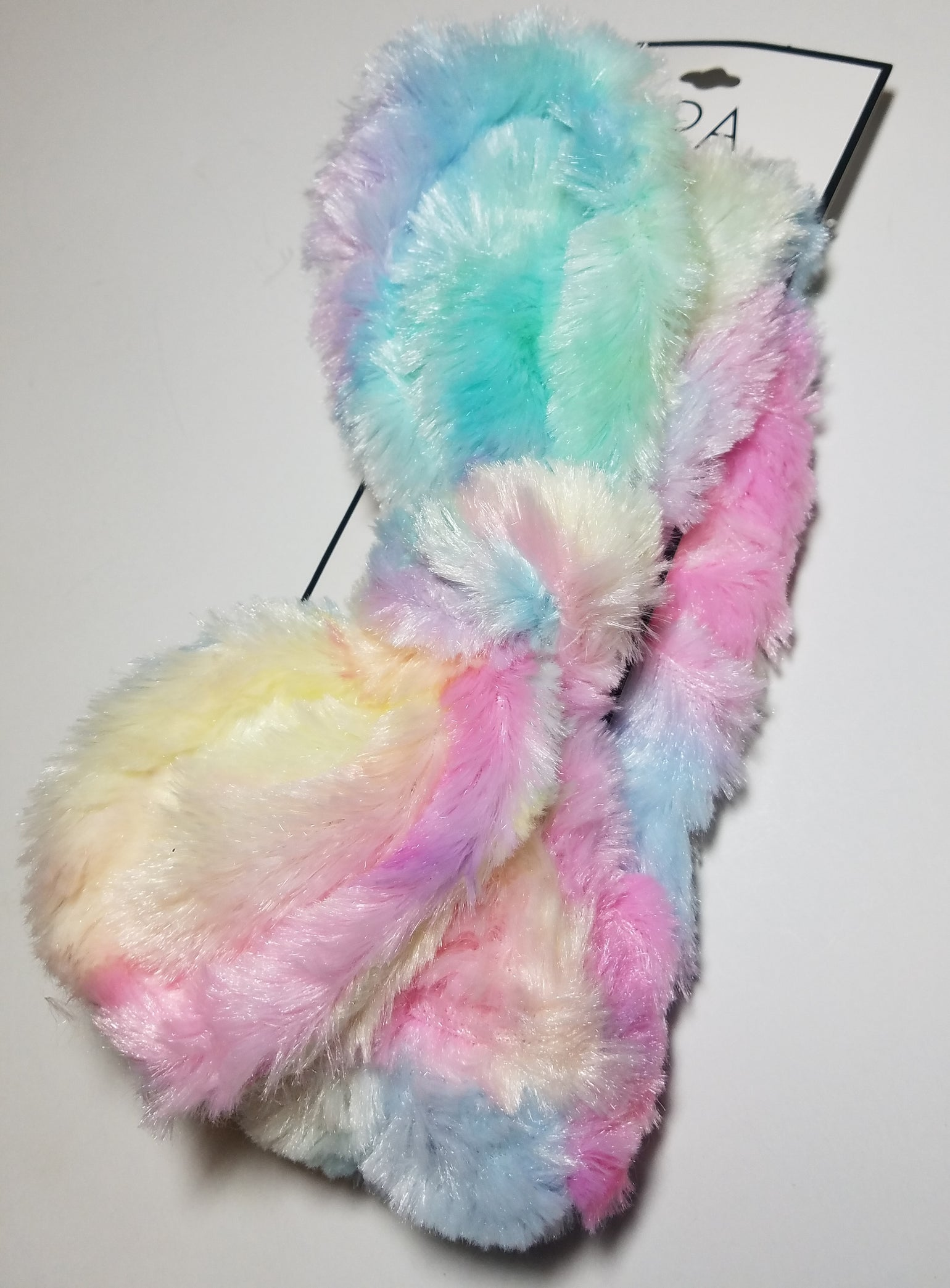 Image of Unicorn Poop Plush Spa Headband