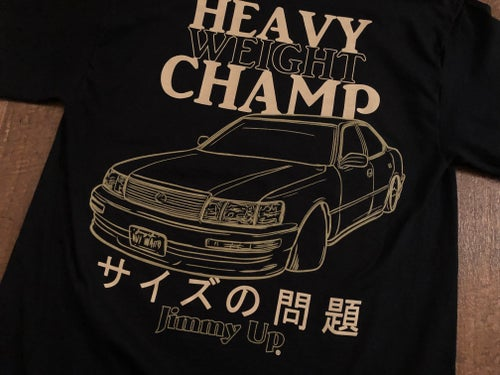 Image of LS Heavy Weight Champ Tee