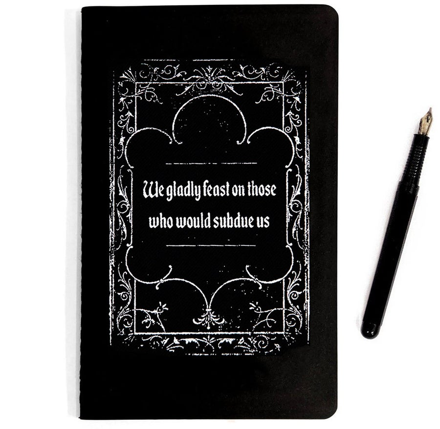Image of Addams Family Credo Journal