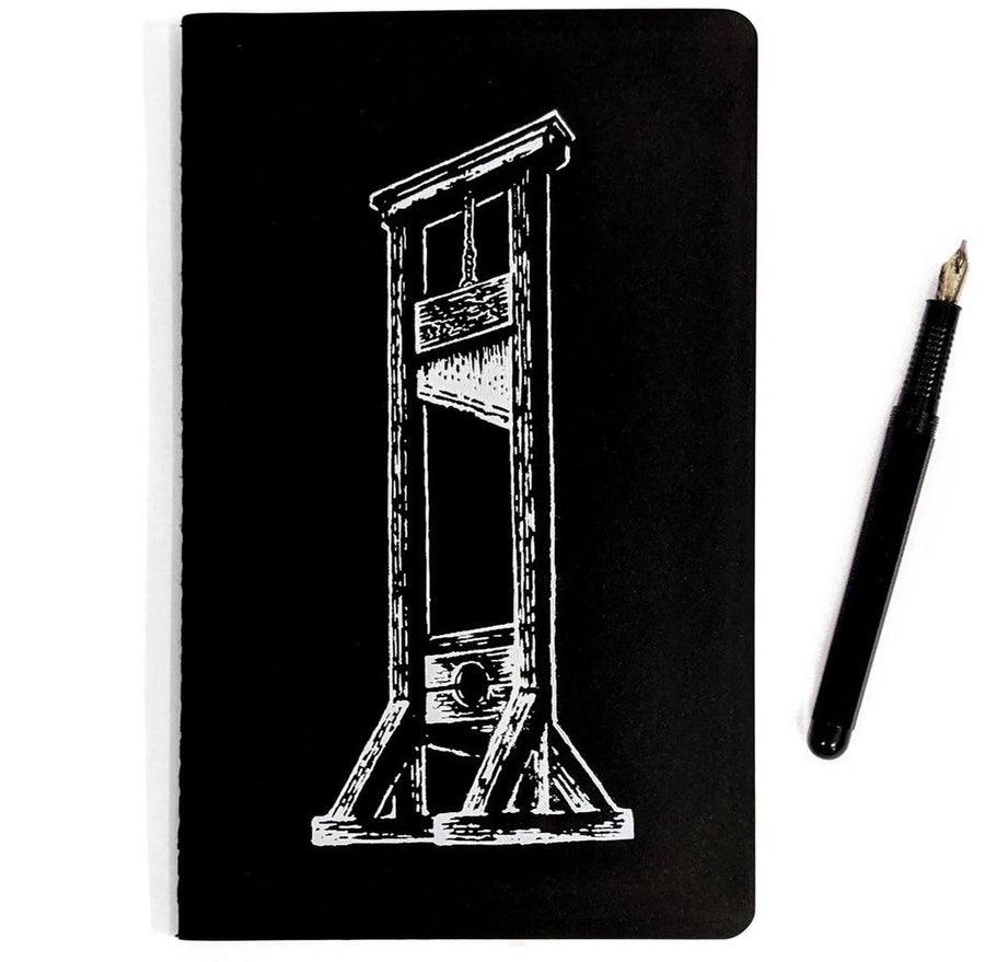 Image of Guillotine Journal