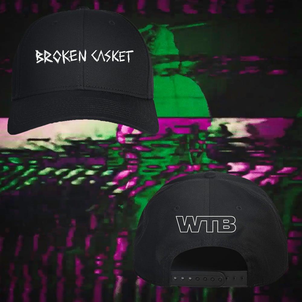 Image of Broken Casket Cap