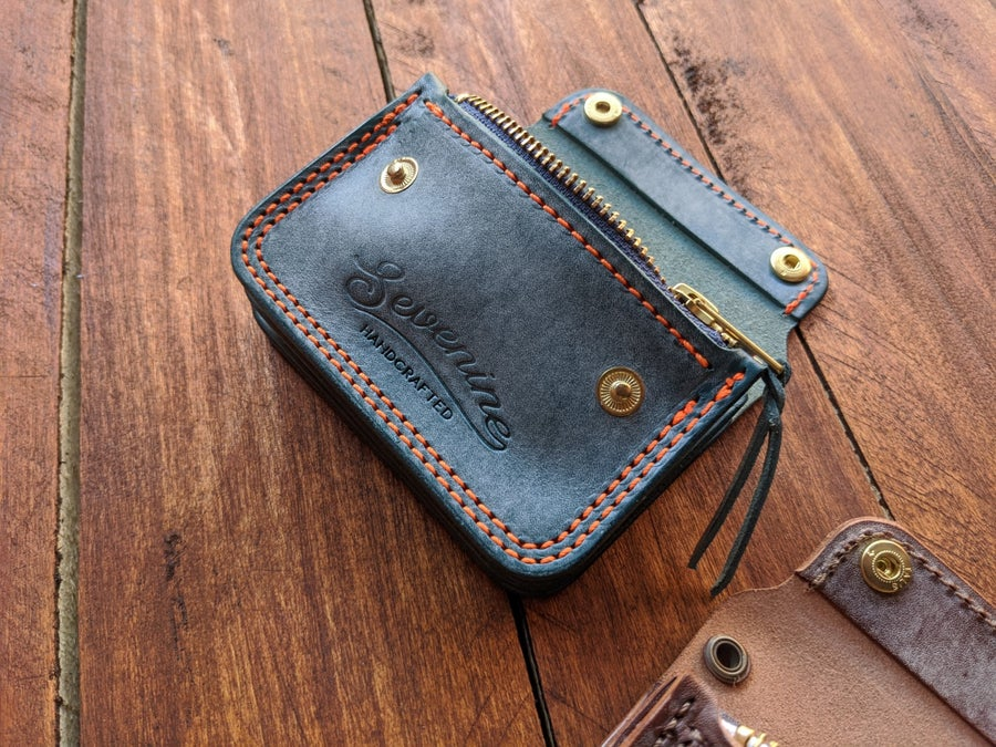 Image of SHORT WALLET NR.3 GHOST Limited