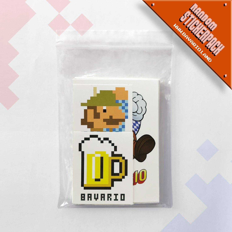 Image of Random Sticker Pack