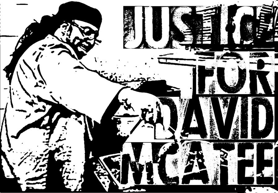 Image of Justice for David Mcatee
