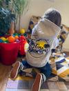 Kids LTS Summer Vibes Grey Hoodie