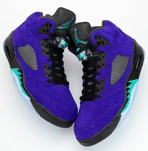 Image of Jordan 5 Alternate Grape