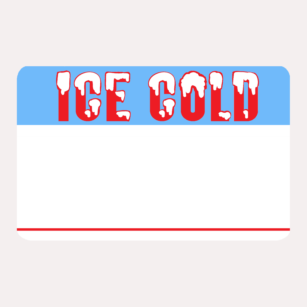 Image of Ice Cold Blanks