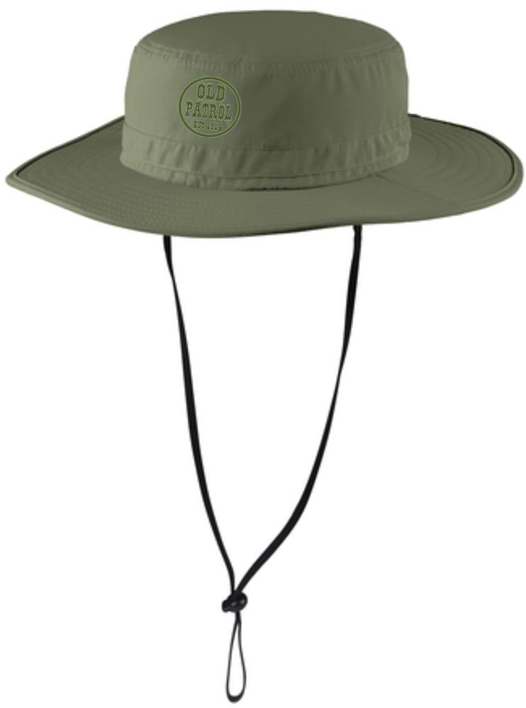 Image of OLD PATROL OUTDOOR BOONIE - WIDE BRIM HAT