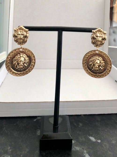 Image of Lionhead Earrings