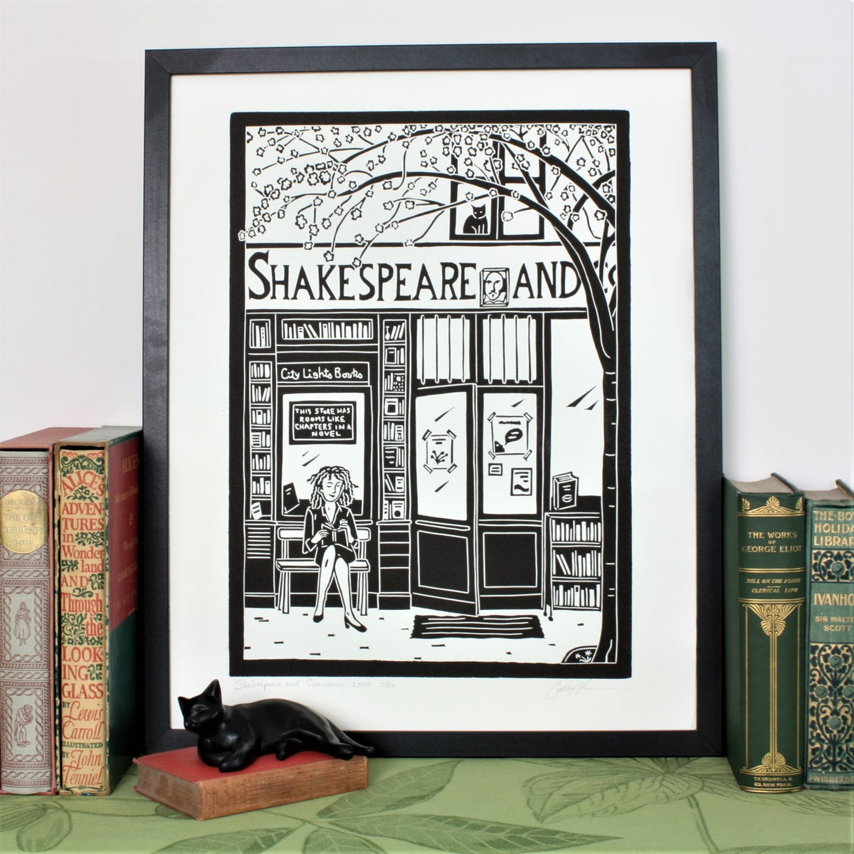 Image of Shakespeare and Company