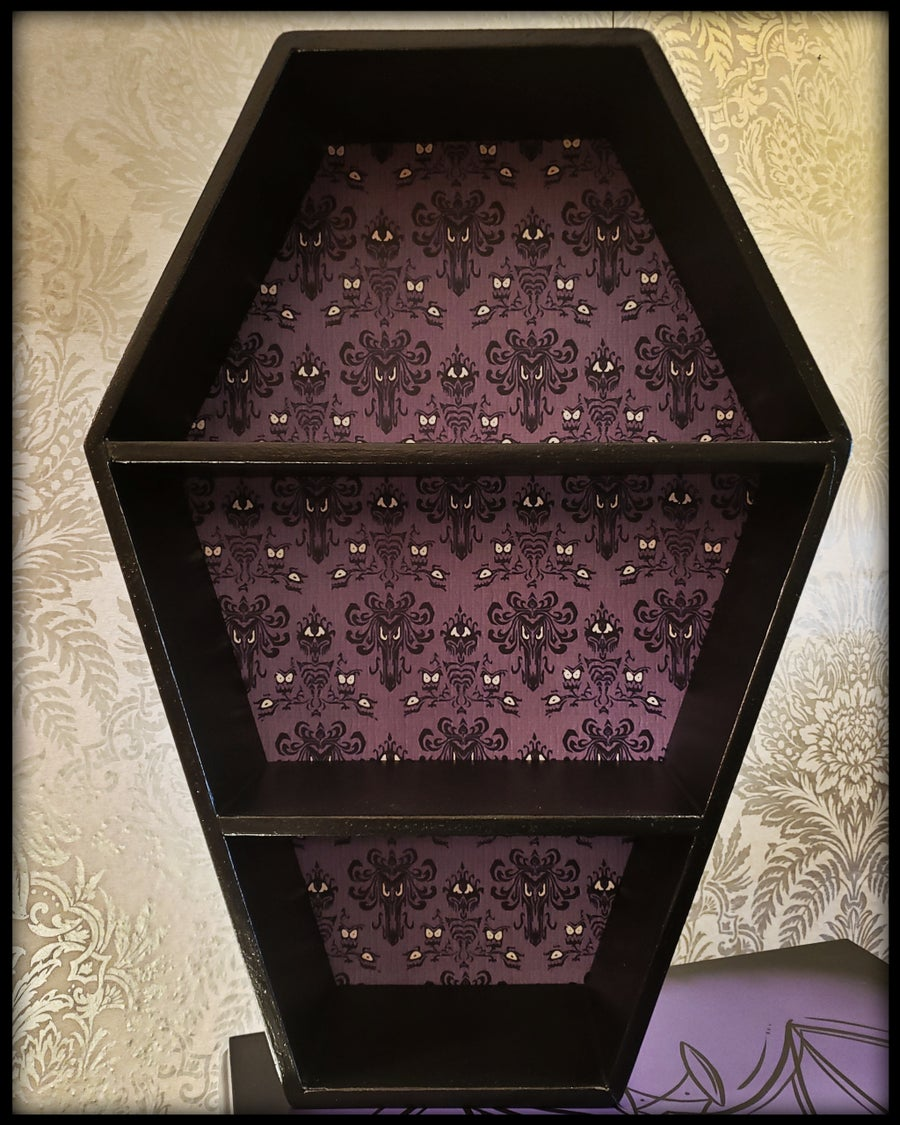 """Image of 25"""" Haunted Coffin"""