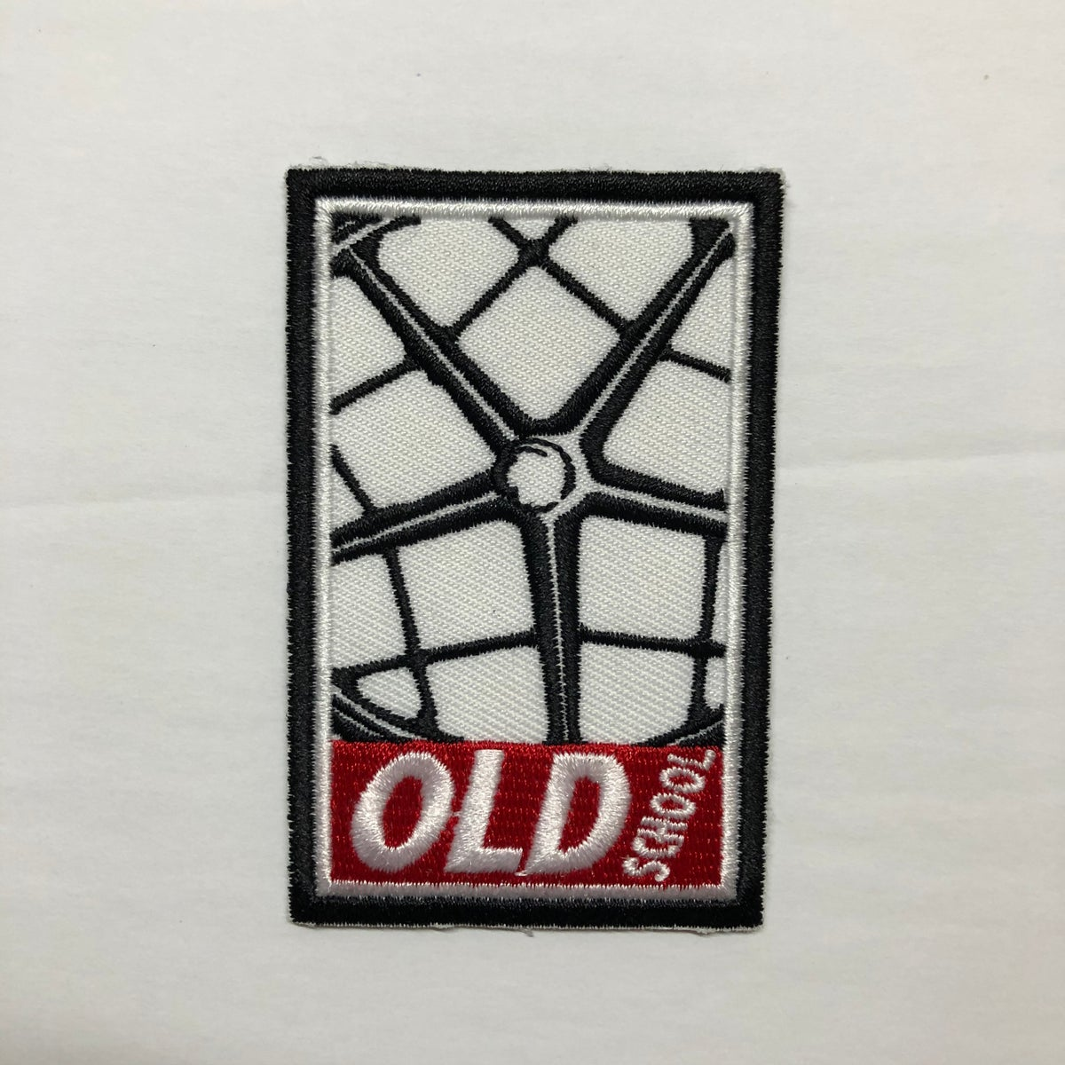 Image of OLD SCHOOL BMX PATCH & KEYCHAIN SETS