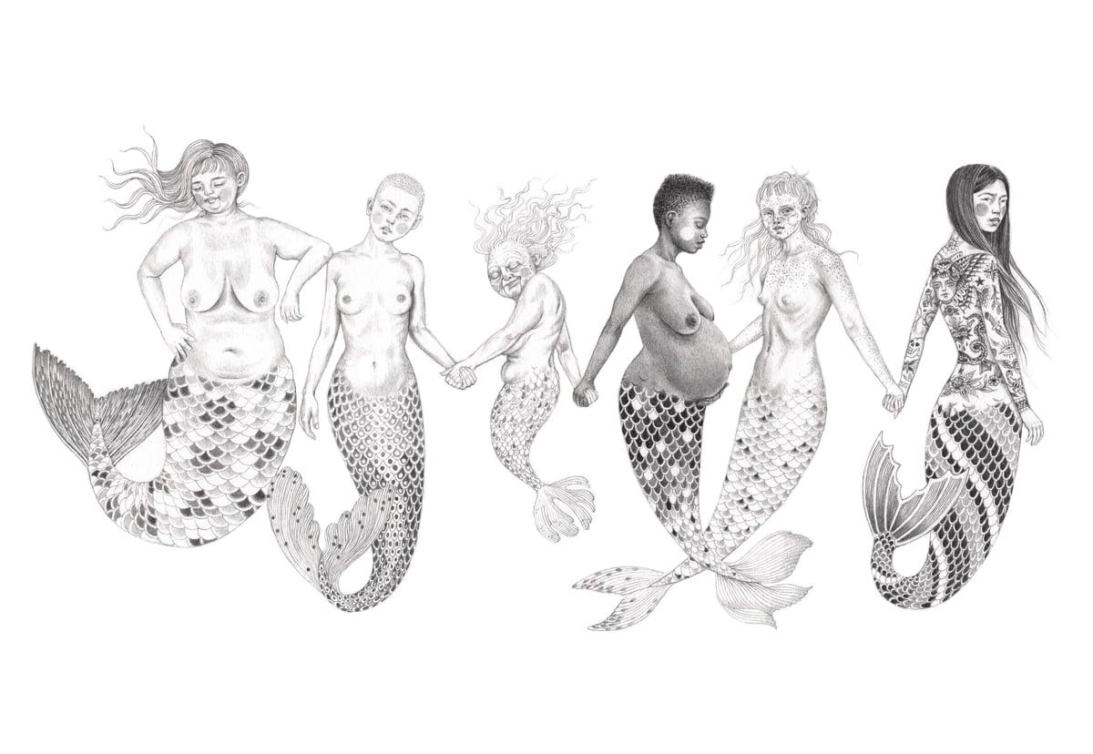 Image of Mermaids Unite