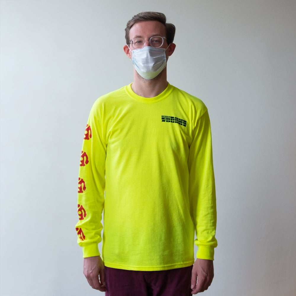 Image of Maximum Inconvenience Long Sleeve T-Shirt