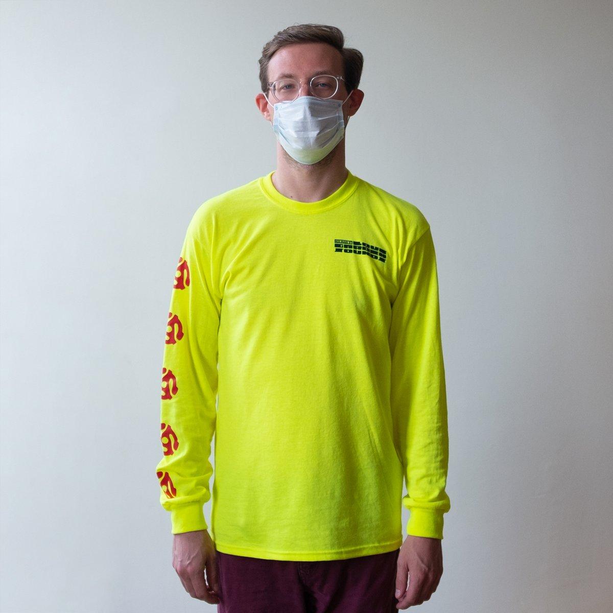 Image of Maximum Inconvenience Long Sleeve T-Shirt