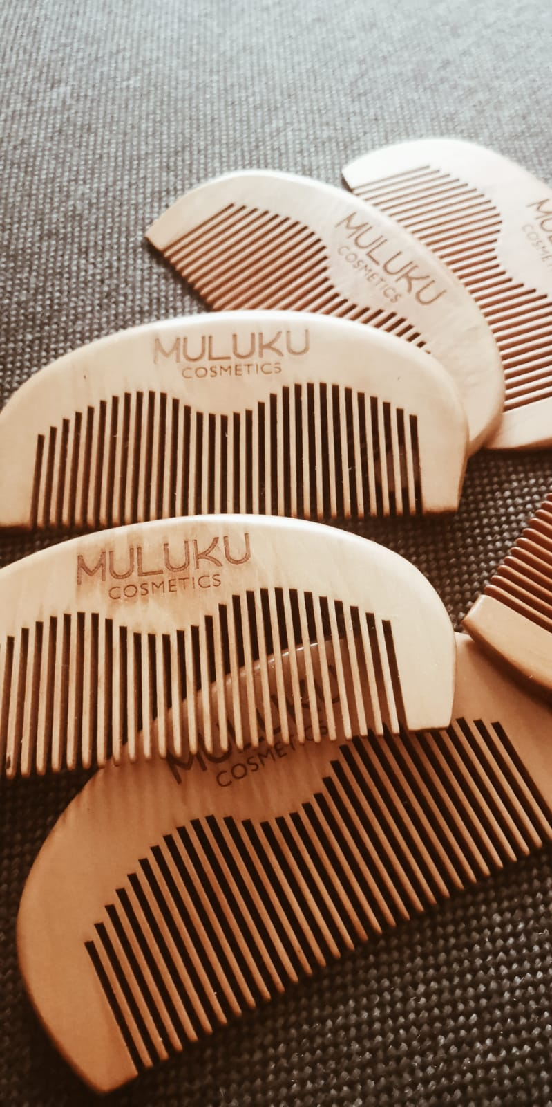 Image of Bamboo Comb (Infused)