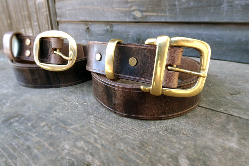 Image of Gärd Gentleman's  Leather Belt