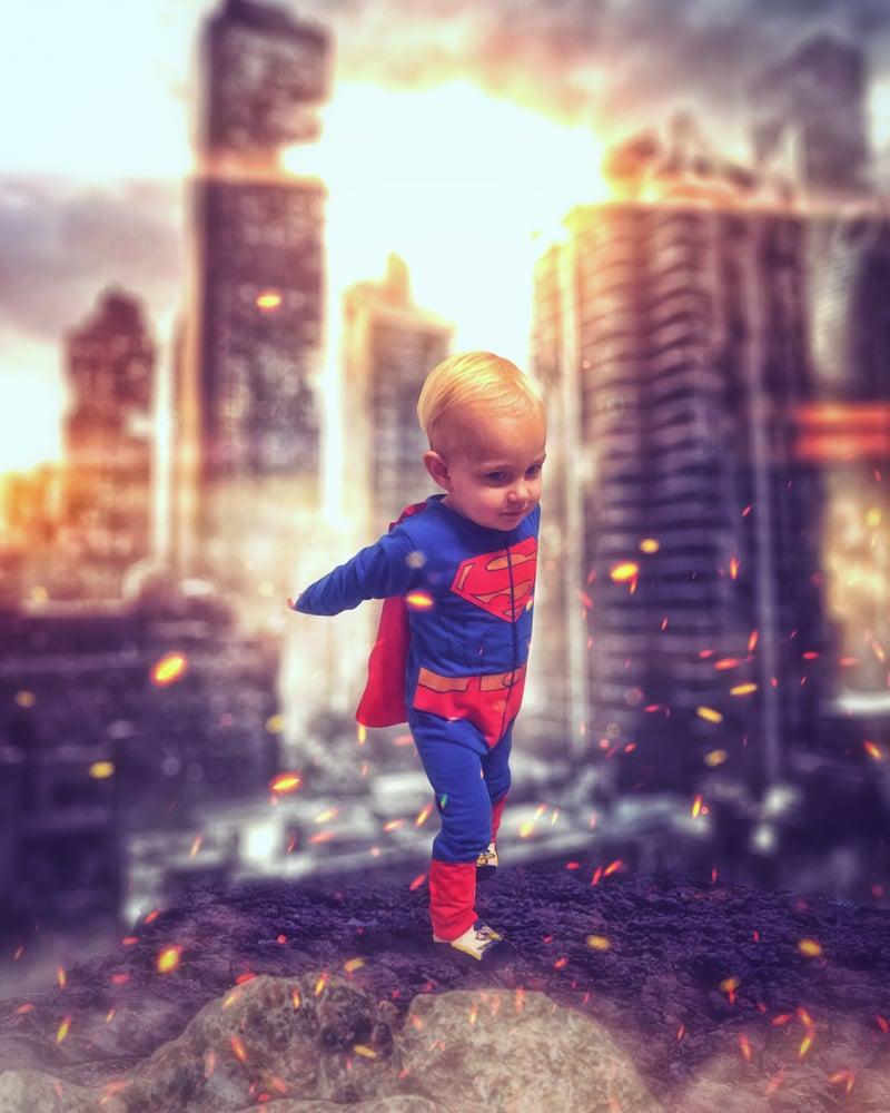 Image of Super Kid