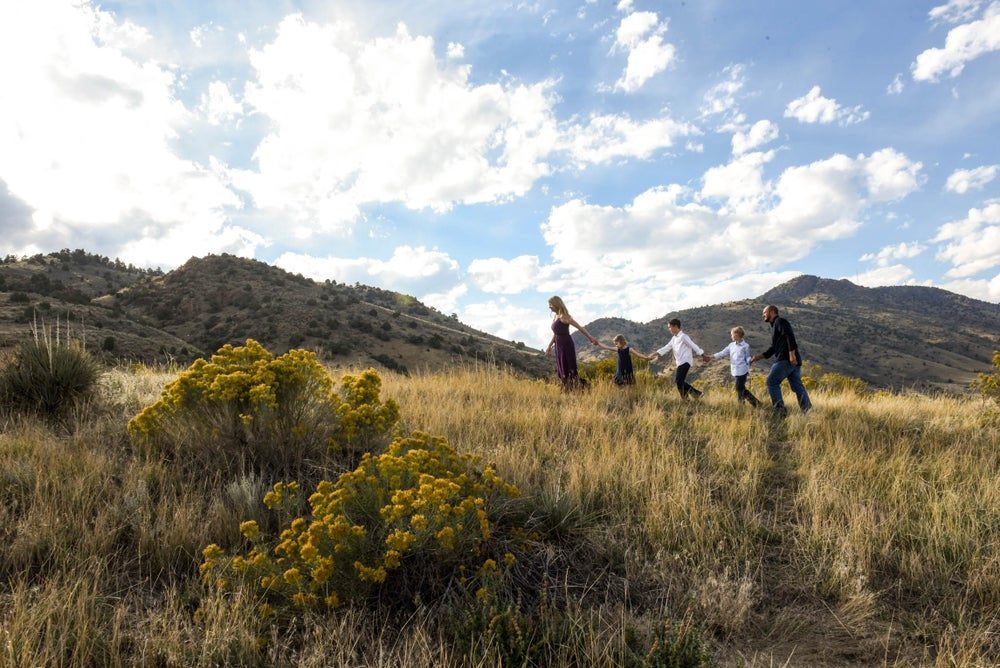 Image of Family Session July 19th --Foothills