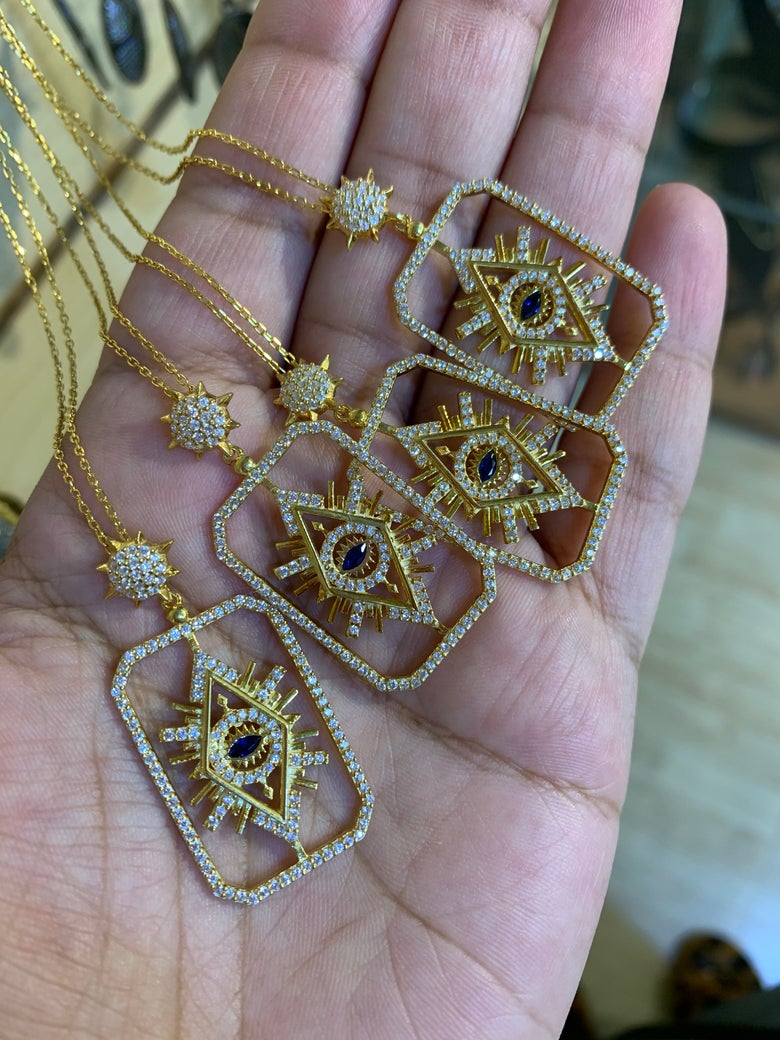 Image of Sahara Necklace