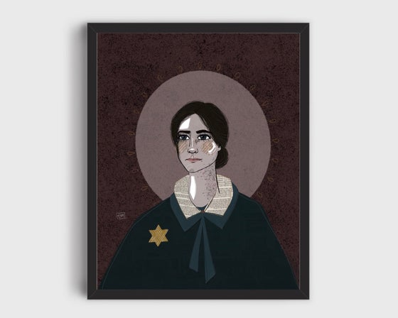 Image of Saint Teresa Benedicta of The Cross, Edith Stein