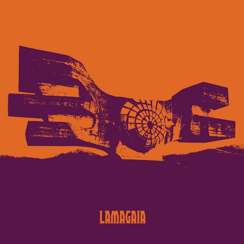 Image of Lamagaia - Lamagius (Sound Effect Records) 1 LEFT