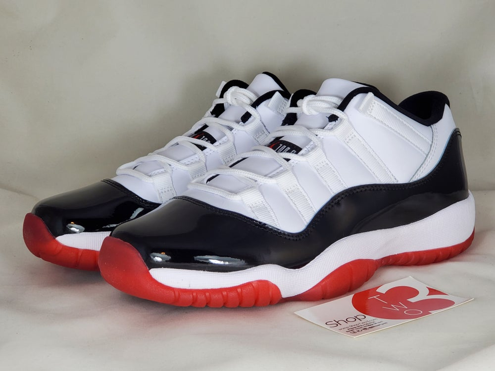 Image of Air Jordan 11 Retro Low Concord Bred