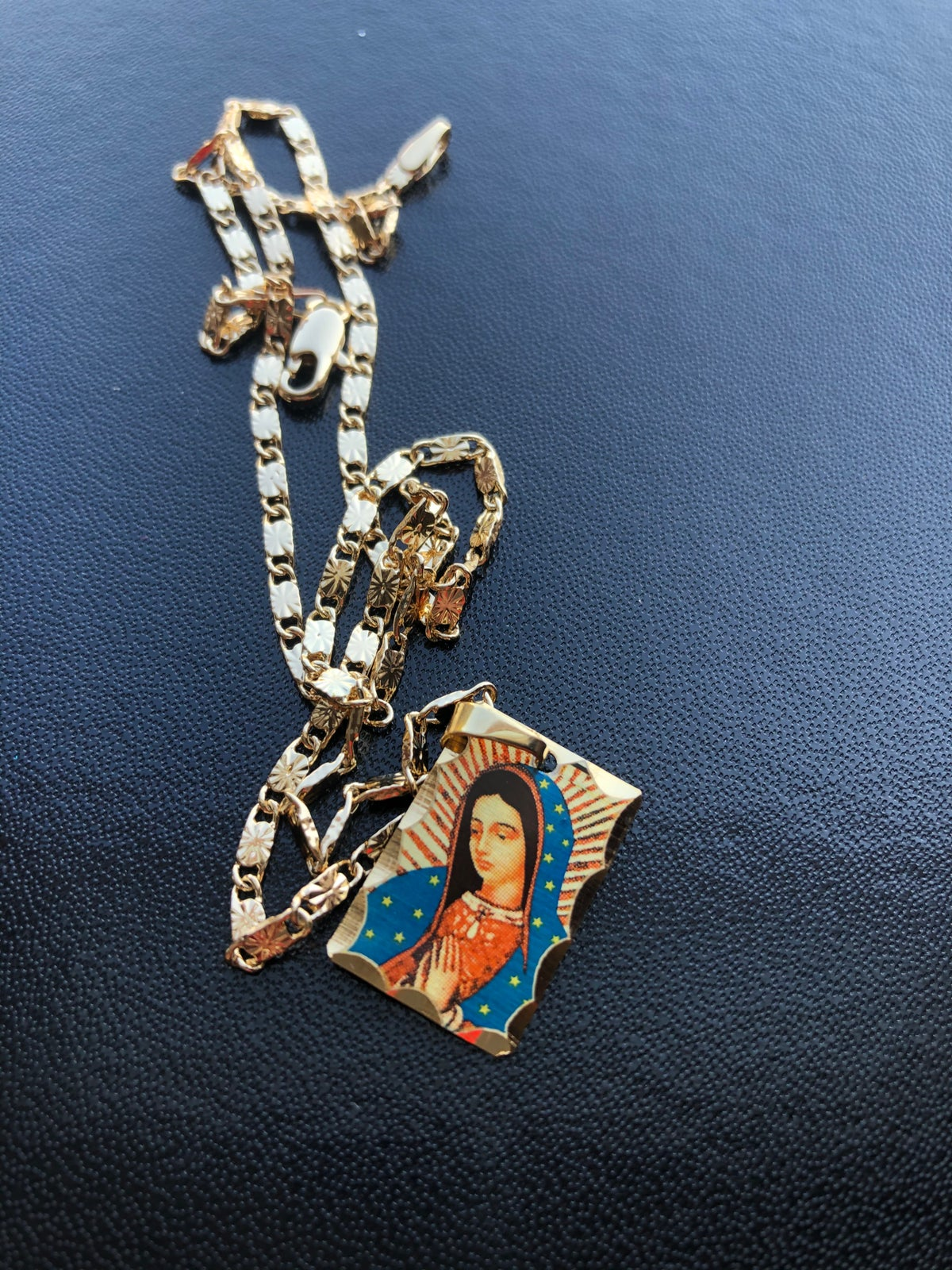 Image of Medalla Con Oración