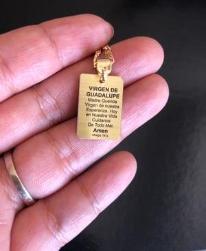 Medalla Con Oración